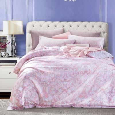 Ania Casa 彩韻 涼感天絲 採3M吸溼排汗專利-單人鋪棉兩用被床包組