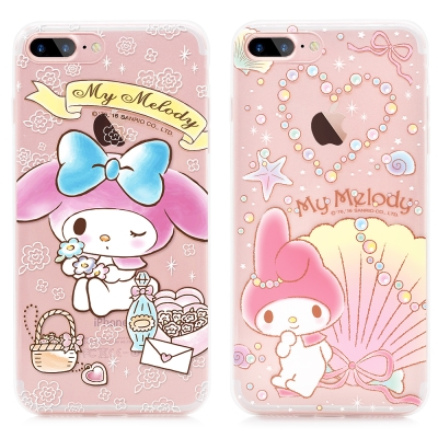 GARMMA Melody iPhone 8/7 軟式保護殼