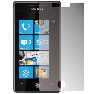 ZIYA Samsung Omnia 7 i8700抗反射(霧面/防指紋)螢幕保...