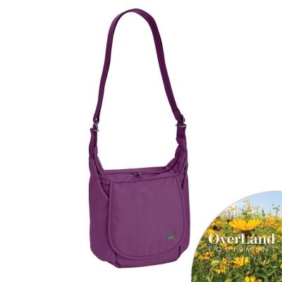 【OverLand】Donner II 側背包-紫色