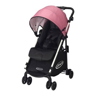 (清倉下殺)Graco citicargo 購物型單向嬰幼兒手推車(粉彩紅)