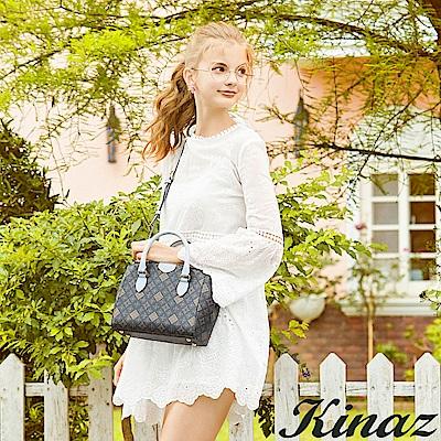 KINAZ 耀眼星光兩用斜背包-莊園系列