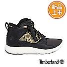 Timberland 新春限定Flyroam男款墨黑色真皮健行鞋