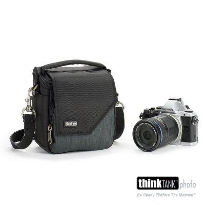 ThinkTank-MirrorlessMover10-類單眼相機包(金屬灰)-MM651
