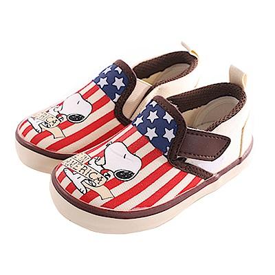 史努比魔鬼貼休閒帆布鞋  sk0295 魔法Baby
