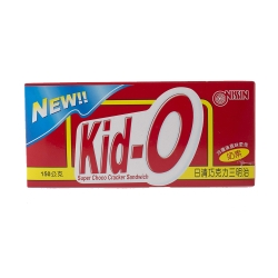 Kid-O 純巧克力三明治(150g)