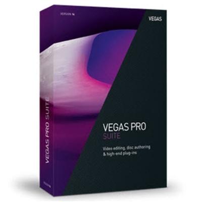 Vegas Pro 14 Suite (影音編輯) 單機版 (下載)