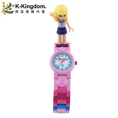 LEGO 樂高手錶  好朋友系列 史蒂芬妮 8020172