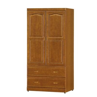 Boden-紐松3尺衣櫃-兩色可選