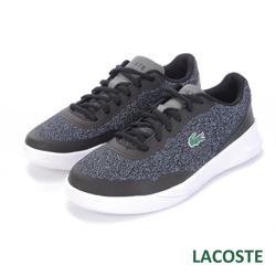 LACOSTE 女用休閒鞋-黑色