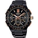 SEIKO 精工 Brightz 鈦金屬 太陽能電波限量腕錶(SAGA214J)-43mm