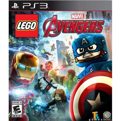 樂高:復仇者聯盟 LEGO:Marvel Avengers-PS3英文美版