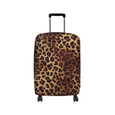 Bibelib 行李箱套 -非洲豹(適用26-31吋行李箱)