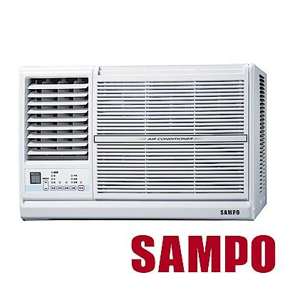 SAMPO 聲寶 4-6坪定頻左吹窗型冷氣AW-PC28L