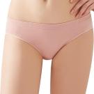 思薇爾 無痕美人系列素面低腰三角褲(絲絹膚)