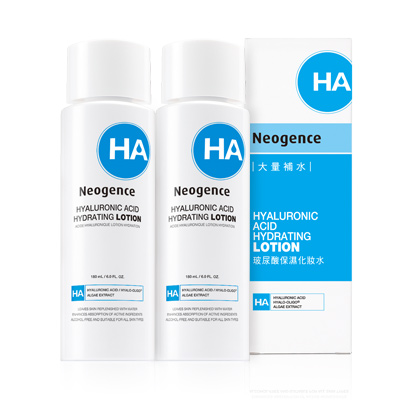 Neogence霓淨思玻尿酸保濕化妝水180ML