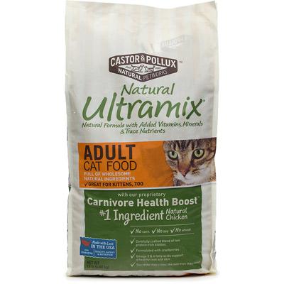 Natural Ultramix 奇跡《成/幼貓》 44oz