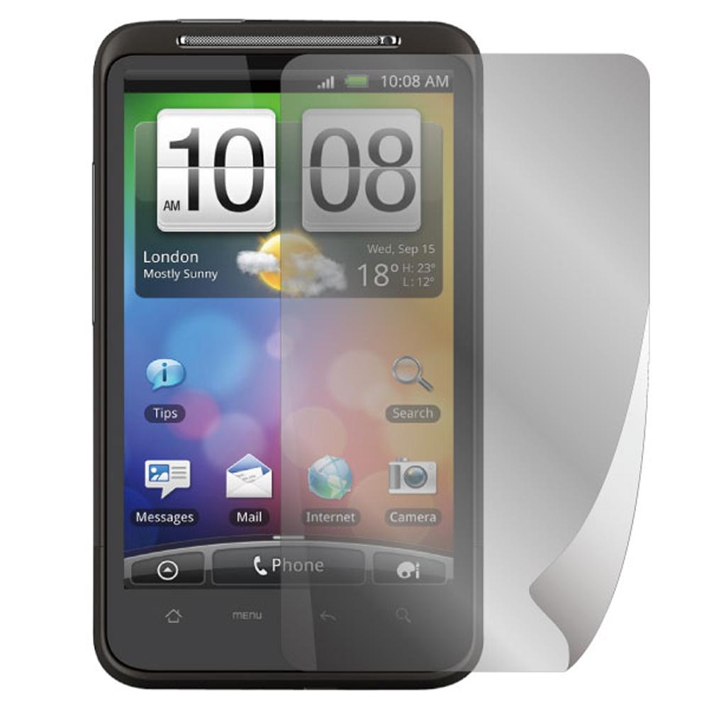 ZIYA HTC Desire HD 抗反射(霧面)保護貼 (兩入裝)