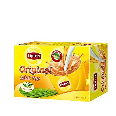 立頓 奶茶粉原味盒裝(10入/盒)