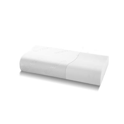 記憶枕 歐美熱銷款 涼感天絲表布 工學型釋壓記憶枕 大尺寸 1入