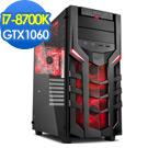 華碩Z370平台[GAMING系列-超級霸王]i7六核GTX1060獨顯SSD電玩機
