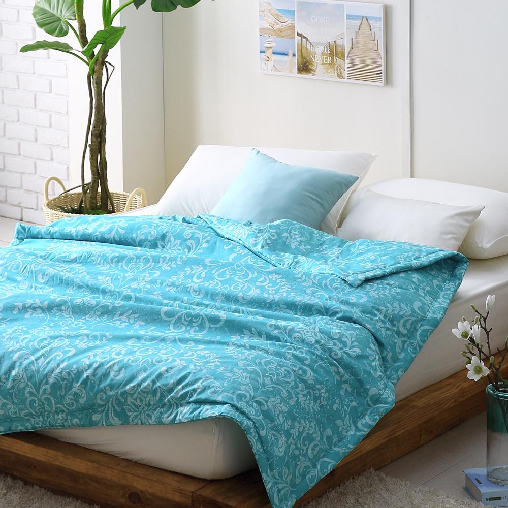 Cozy inn 靜思-200織精梳棉-涼被(6X7尺)