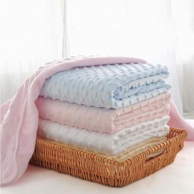 透氣親膚毯 共3色