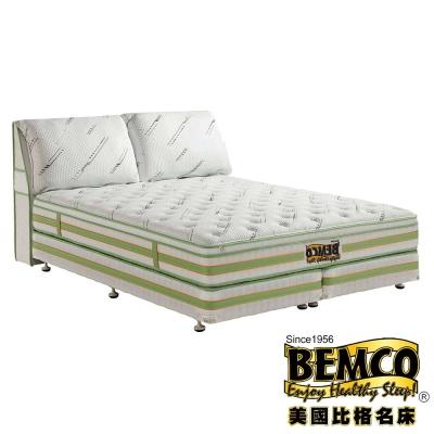 床的世界 美國比格名床芝加哥 標準雙人三線 獨立筒床墊