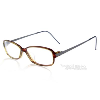 JULIO眼鏡 完美工藝/霧琥珀綠#ZURICH MATTYLB