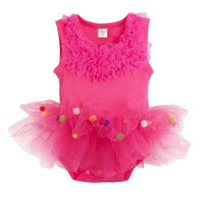 baby童衣 嬰兒禮服包屁裙 32156
