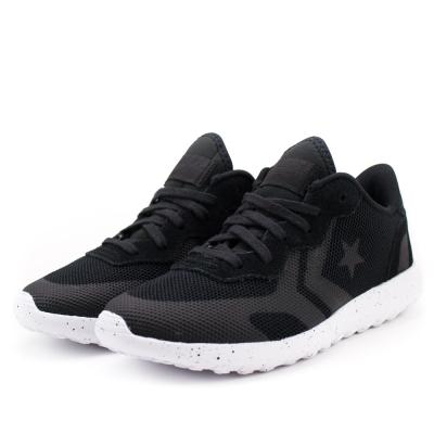 CONVERSE-女慢跑鞋155598C-黑