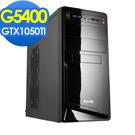微星B360平台[追風劍士]雙核GTX1050TI獨顯電玩機