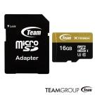 Team 十銓 16GB 90MB/s U3 microSDHC UHS-I 高速卡
