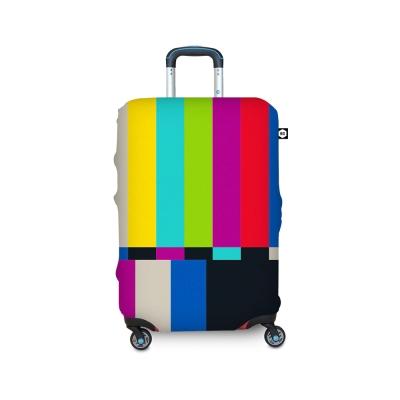 BG Berlin 行李箱套-電視收播 L (適用26-29吋行李箱)