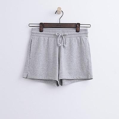 Hang Ten - 女裝 - 基本純色運動短褲-灰色