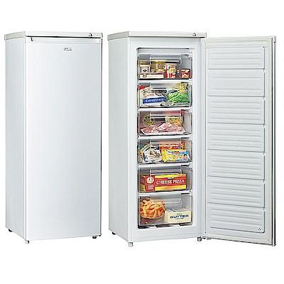 福利品 聲寶182L直立式冷凍櫃冷凍櫃 SRF-180S