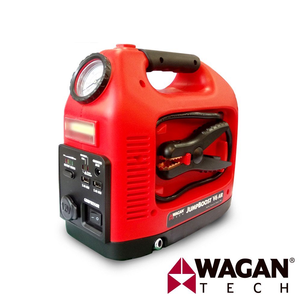 美國WAGAN多功能/汽車急救 電源供電器 (7550)