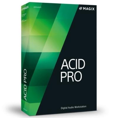 ACID Pro 7 (背景音樂製作) 單機版 (下載)