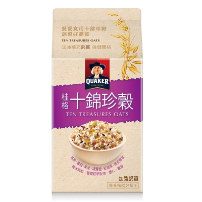 桂格 十錦珍穀(1700g)