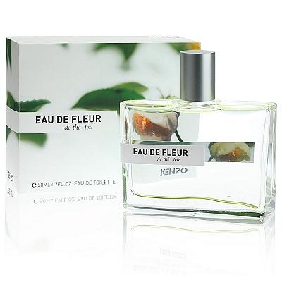 Kenzo Les Eaux de fleur Tea 綠茶花露淡香水 50ml