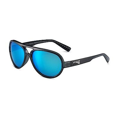 Lip Sunglasses-MOBE太陽眼鏡鏡面藍