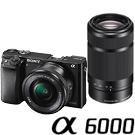 SONY A6000 16-50mm 55-210mm 雙鏡組(公司貨)