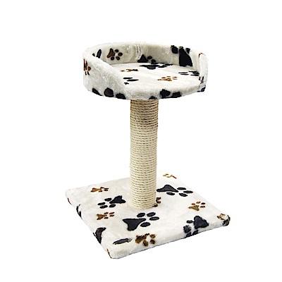 派斯威特-跳台世家貓跳台 造型吧台椅貓抓柱