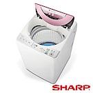 SHARP 夏普 10公斤無孔槽變頻洗衣機 ES-ASD10T