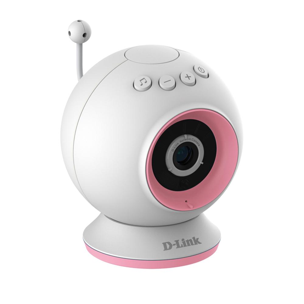 D-Link 友訊 DCS-825L Mommy Eye 寶寶專用無線網路攝影機