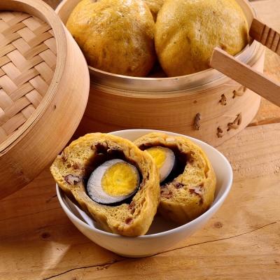 方王媽媽 滷蛋饅頭(5顆/袋)