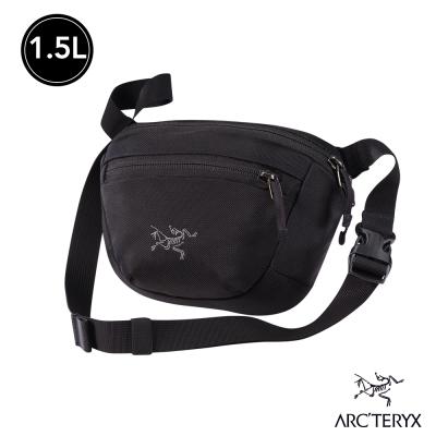 Arcteryx 始祖鳥 24系列 Maka 1L 多功能腰包 黑