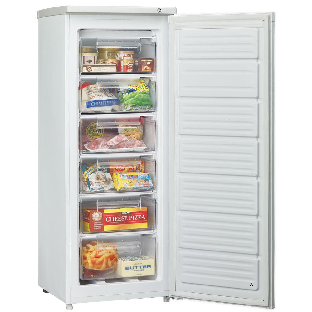 聲寶182L直立式冷凍櫃冷凍櫃 SRF-180S