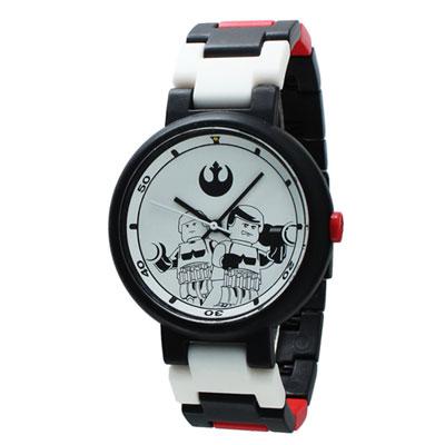 LEGO 樂高 Star Wars 星際大戰聯名錶-白/37mm