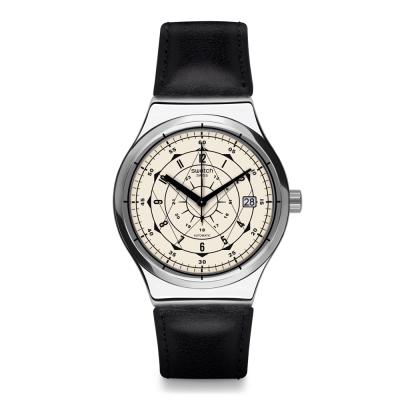 Swatch 51號星球機械錶ISTEM SOUL靈魂探測手錶-42mm